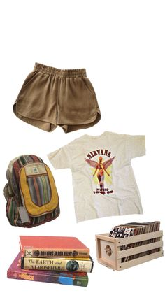 Teen Fashion Outfits, Retro Outfits, Grunge Outfits, Swaggy Outfits, Cute Casual Outfits, Summer Outfits, Aesthetic Fashion, Aesthetic Clothes, Mein Style
