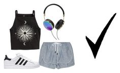 """""""Untitled #11279"""" by jayda365 ❤ liked on Polyvore featuring H&M, rag & bone, mark. and Frends"""