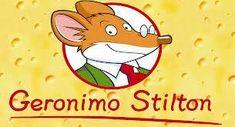 Vamos a visitar a nuestro amigo Gerónimo Stilton Geronimo Stilton, Degree Of A Polynomial, Lets Go, Books, Games