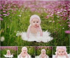 Okinawa Baby Photographer milestone mini