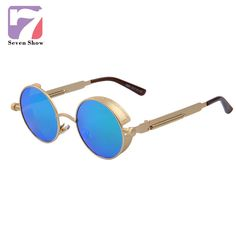$9.74 (Buy here: https://alitems.com/g/1e8d114494ebda23ff8b16525dc3e8/?i=5&ulp=https%3A%2F%2Fwww.aliexpress.com%2Fitem%2FMatel-Frame-Mens-Sunglasses-Women-Brand-Designer-Vintage-Sun-Glasses-Steampunk-Goggles-Shades-Sunglasses-Men-Zonnebril%2F32709311315.html ) Matel Frame Mens Sunglasses Women Brand Designer Vintage Sun Glasses Steampunk Goggles Shades Sunglasses Men Zonnebril Mannen for just $9.74