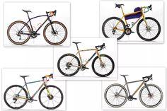 Gravel bikes at NAHBS