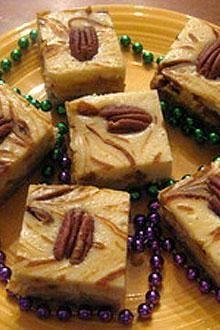 Best Bourbon Street Banana Bars Recipe