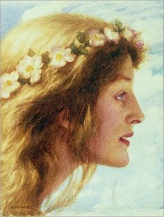 Day by Edward Robert Hughes
