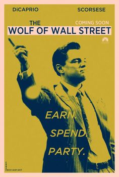 Cinema e Fúria: O Lobo de Wall Street (Martin Scorsese, 2013)