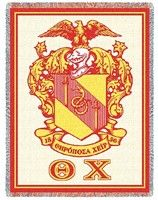 Theta Chi Afghan is an elegantly woven fraternity throw and measures It also carries the Theta Chi Greek letters and crest. A distinctive gift for a new active or loyal alum! Available in many Fraternity Theta Chi, Afghan Blanket, Fraternity, Greek, Tapestry, Ox, Sorority, Man Cave, Art Decor