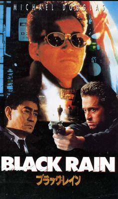 Talk about a classic #blackrain #film #mustsee #michaeldouglas