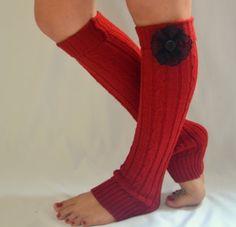 Lace button down Leg Warmers - Google-haku