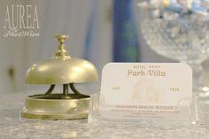 Four Stars and a Villa – Hotel Park Villa Vienna Villa, Park, Place Cards, Place Card Holders, Cottage, Casa De Campo, Parks, Cabin, Fork