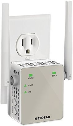cool Netgear AC1200 WiFi Range Extender - Essentials Edition (EX6120-100NAS)
