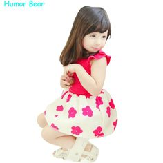 1540d232909 dress fat Picture - More Detailed Picture about Humor Bear baby girl  birthday dress children Clothes Princess Big bowknot dress for summer Kids  Clothing ...