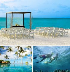 plan your destination wedding with Ever After » Something Turquoise {daily bridal inspiration}