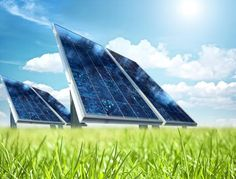 The cost of solar power is beginning to reach price parity with cheaper fossil…