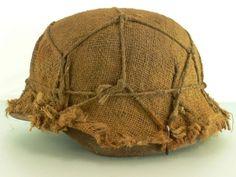 The German helmet of the Normandy Campaign - Alexander and Sons German Helmet Restoration Combat Helmet, Army Helmet, Ww2 Uniforms, German Uniforms, German Soldiers Ww2, German Army, Apocalypse Costume, German Helmet, Germany Ww2