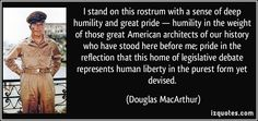 quotes+about+humility | rostrum with a sense of deep humility and great pride — humility ...