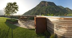 Vantaggi tetto verde - giardino pensile - Vivaio Rottensteiner - Bolzano - Alto…