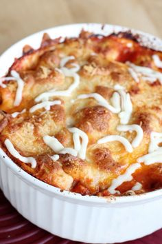 Baked Chicken Parmesan - Joyful Momma's Kitchen