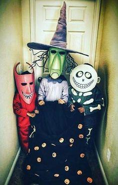 kids nightmare before christmas costumes