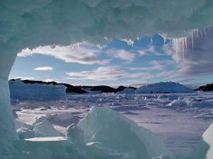 Antarctica - The Coldest Beautiful Place