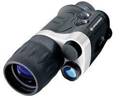 Bresser NightSpy 1876000 - Dispositivo de visión nocturna (3x, 42mm)