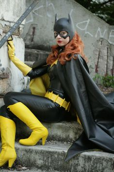 Barbara Gordon - Batgirl X by Knightess-Rouge.deviantart.com
