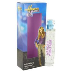 Hannah Montana By Hannah Montana Cologne Spray 1.7 Oz