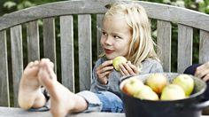 Vacaciones con los niños en Dinamarca