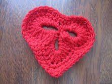 Lots of Crochet Stitches by M. J. Joachim: Crocheted Hearts from Bindu