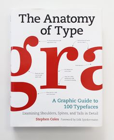 『The Anatomy of Type』 Harper Design