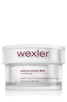 Patricia Wexler M.D. Dermatology MMPi 20 Skin Regenerating Serum--This stuff is amazing!