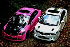 Pink or Silver ?