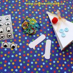 Stránky pro tvořivé - malé i velké - Zima - Klaun Jar, Atelier, Jars, Glass