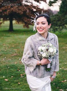 WedLuxe Magazine; Joel Bedford Photography, Ottawa Wedding