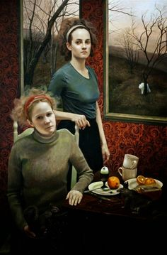 Andrea Kowch, 1986 ~ Symbolist painter | Tutt'Art@ | Pittura * Scultura * Poesia * Musica |