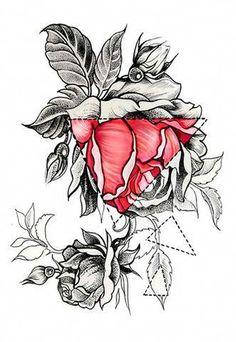 Product Information Product Type: Tattoo Sheet Tattoo Sheet Size: Tattoo Application & Removal Instructions Floral Temporary Tattoo, Flower , click now. Brown Tattoo Ink, Faded Tattoo, Type Tattoo, Red Flower Tattoos, Black Tattoos, Tattoo Flowers, Drawing Flowers, Trendy Tattoos, Cool Tattoos
