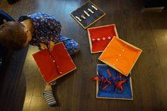 kreatywnyMaks: Ramki Montessori