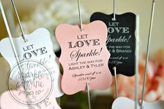 Hey, I found this really awesome Etsy listing at https://www.etsy.com/listing/158742364/sparkler-tags-sparkler-labels-let-love