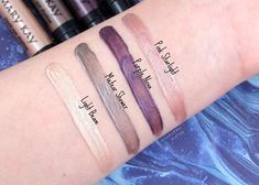 Mary Kay | Spring 2020 Collection | Liquid Eyeshadow: Review and Swatches