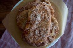 Fried Dough with Cinnamon-Sugar, a recipe on Food52