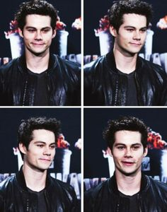 """Dylan O'Brien....omergerd!! I want to meet him sooo bad! Not """"have his babies"""" or kidnap him like some crazed fangirl but actually meet and talk to him!!"""