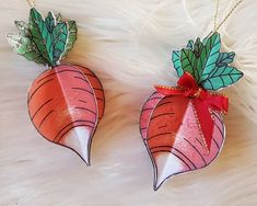 Paper Decorations, Christmas Tree Decorations, Paper Ornaments, Family Crafts, Nursery Room Decor, Food Crafts, Christmas Activities, Diy Paper, Homemade Gifts
