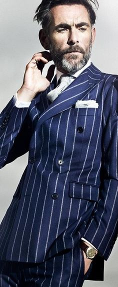 Gentlemanly sharp ♥✤ | Keep the Smiling | BeStayHandsome