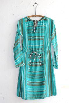 ace & jig mineral riviera turnaround dress at Vagabond