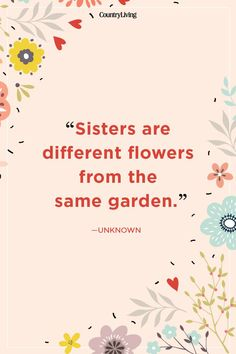 """20 Sweet Quotes That Describe the Bond Between Sisters \""""In the cookies of life, sisters are the chocolate chips.\"""" 20 Sweet Quotes That Describe the Bond Between Sisters In the cookies of life, sisters are the chocolate chips. Little Sister Quotes, Little Sisters, Daughter Quotes, Father Daughter, Nephew Quotes, Sister Poems, Younger Sister Birthday Quotes, Cute Sister Quotes, Sister Sayings"""