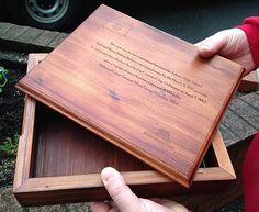Redwood box
