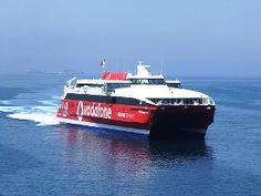 Hellenic Sea Ways catamaran Highspeed 2 - chosen by  www.oiamansion.com
