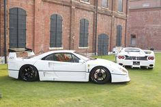 Ferrari F40, the greatest car ever built