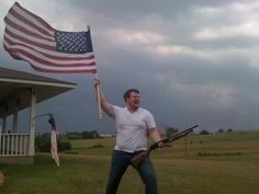 How I picture Texans preparing for the hurricane.
