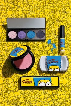 MAC x Marge Simpson: Cosmetics Collection | British Vogue