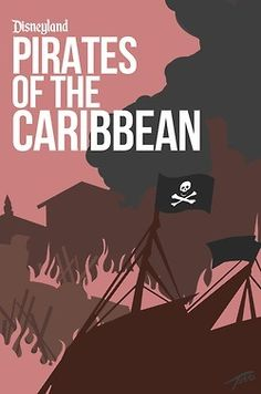 Pirates of the Caribbean art